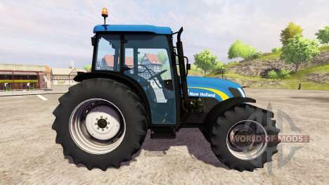 New Holland T4050 FL v2.0 для Farming Simulator 2013