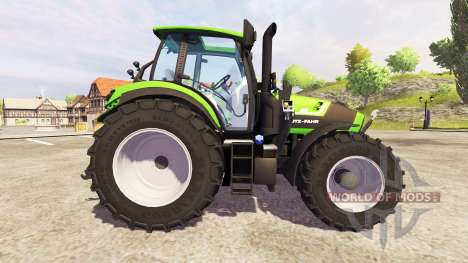 Deutz-Fahr Agrotron 6190 TTV FL v2.0 для Farming Simulator 2013