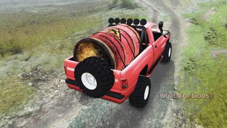 Dodge Ram 1500 [03.03.16] для Spin Tires