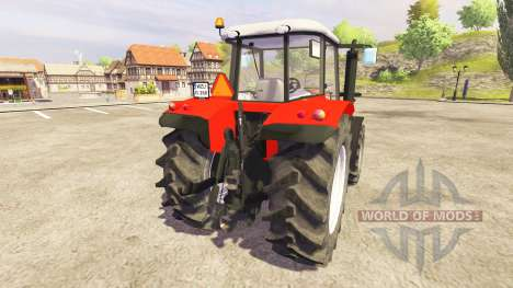 Massey Ferguson 5475 v2.2 для Farming Simulator 2013