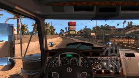 Coast to Coast Map v 1.6 для American Truck Simulator