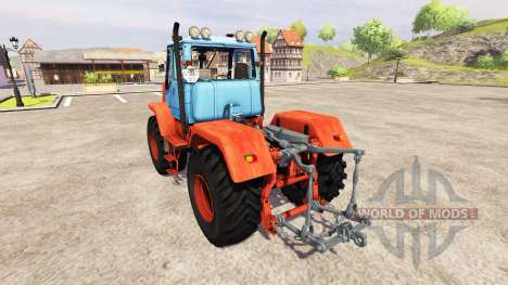 Т-150К [pack] v2.0 для Farming Simulator 2013