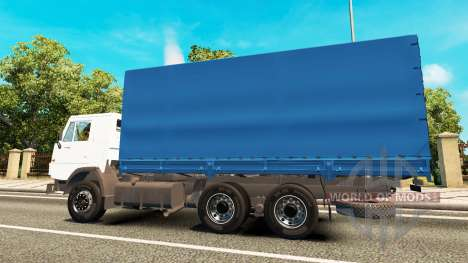 КамАЗ-53212 v1.4 для Euro Truck Simulator 2