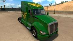 Zelda Skin for Peterbilt 579