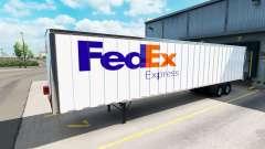 Скины UPS и FedEx на полуприцепы