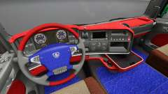 Интерьер Leda у Scania