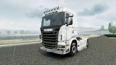 Скин Klaus Bosselmann на тягач Scania