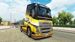 Скин Volvo Special 2012 на тягач Volvo