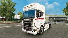 Скин Coppenrath & Wiese на тягач Scania