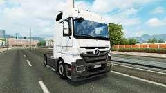 Скин Coppenrath & Wiese на тягач Mercedes-Benz