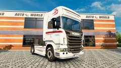 Скин Coppenrath & Wiese v1.1 на тягач Scania
