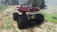 Chevrolet Bel Air Wagon 1957 [monster]