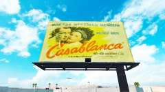 Винтажная реклама на билбордах