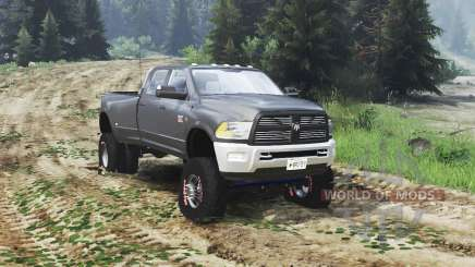 Dodge Ram 5500 dually 2012 [03.03.16] для Spin Tires