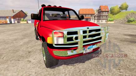 Dodge Ram 2500 для Farming Simulator 2013