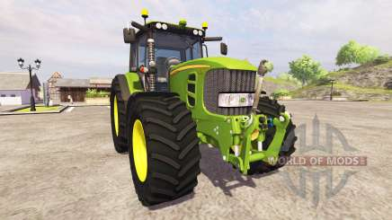 John Deere 7530 Premium v3.0 для Farming Simulator 2013