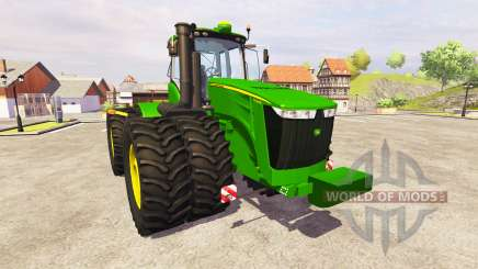 John Deere 9560 v2.0 для Farming Simulator 2013