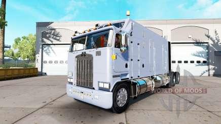 Kenworth K100 Long для American Truck Simulator