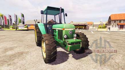 John Deere 3030 v1.1 для Farming Simulator 2013