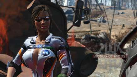 Courser X-92 Power Suit для Fallout 4