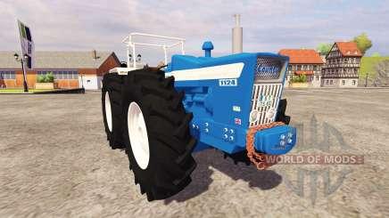 Ford County 1124 Super Six v3.0 для Farming Simulator 2013
