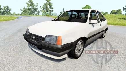 Opel Kadett для BeamNG Drive