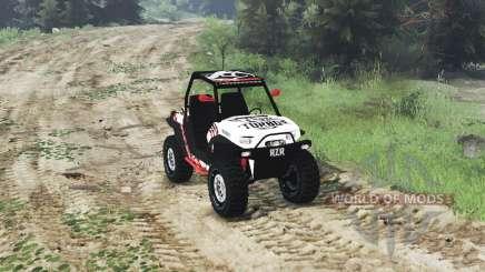 Polaris RZR XP 1000 Turbo [03.03.16] для Spin Tires