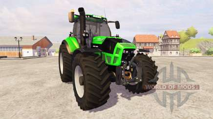 Deutz-Fahr Agrotron 7250 TTV v1.1 для Farming Simulator 2013