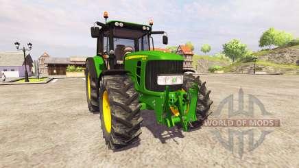 John Deere 6830 Premium v1.1 для Farming Simulator 2013