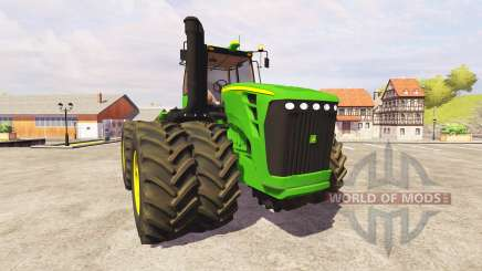 John Deere 9630 v2.1 для Farming Simulator 2013