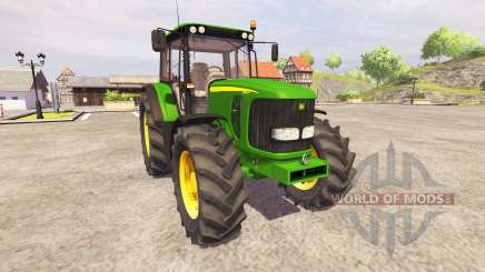 John Deere 6620 для Farming Simulator 2013