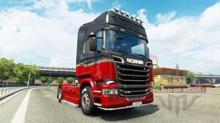 Scania R730 2008 для Euro Truck Simulator 2