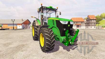 John Deere 7200R для Farming Simulator 2013