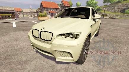 BMW X6 M для Farming Simulator 2013