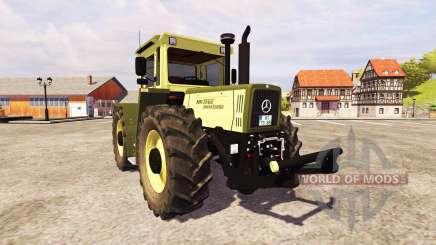 Mercedes-Benz Trac 1600 Turbo для Farming Simulator 2013