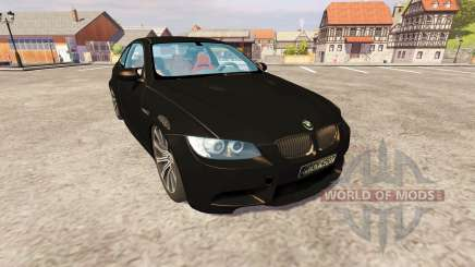 BMW M3 для Farming Simulator 2013