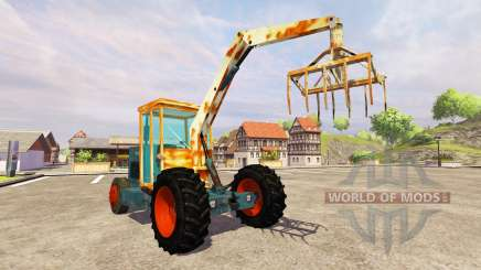 Fortschritt T159 v4.0 для Farming Simulator 2013