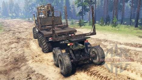 Урал-4320-10 v2.3 для Spin Tires