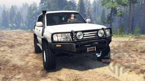 Toyota Land Cruiser 105 [03.03.16] для Spin Tires