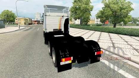 МАЗ-5440А9 для Euro Truck Simulator 2