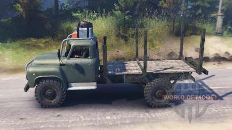 ГАЗ-53 v03.02.16 для Spin Tires