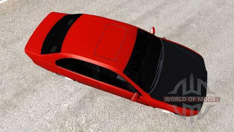 BMW 525i Drift для BeamNG Drive