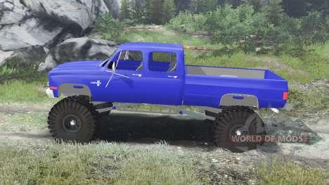 Chevrolet Silverado [03.03.16] для Spin Tires