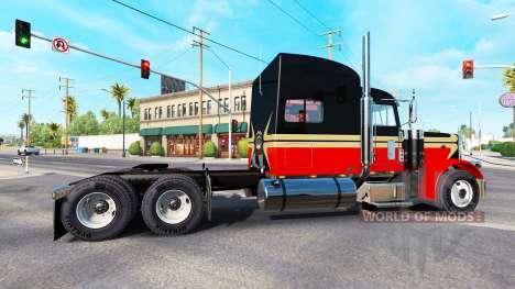 Скин Low Life на тягач Peterbilt 389 для American Truck Simulator
