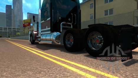 Hankook Truck Tires для American Truck Simulator