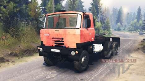 Tatra 815 S3 для Spin Tires