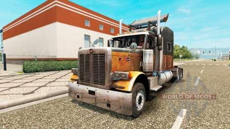 Peterbilt 379 v2.0 для Euro Truck Simulator 2