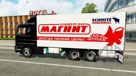 Scania 143M BDF для Euro Truck Simulator 2