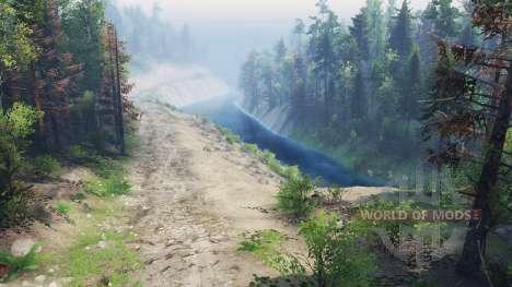 Haks Twin Peaks для Spin Tires