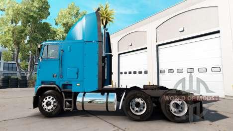 Freightliner FLB [update] для American Truck Simulator